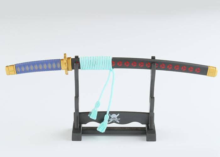 ワンピースペーパーナイフ秋水モデル(横掛け台付き)